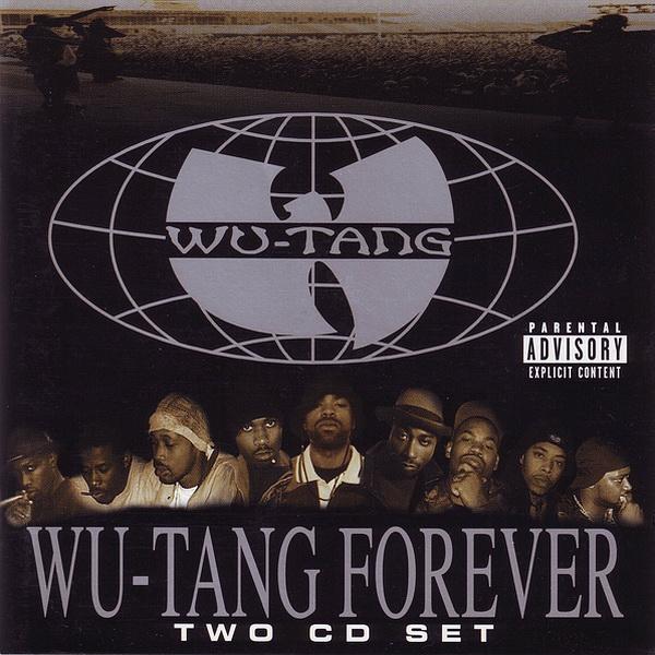WU-TANG CLAN - Wu-Tang Forever - CD x 2