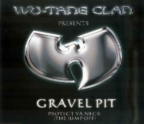 WU-TANG CLAN - Gravel Pit - CD single