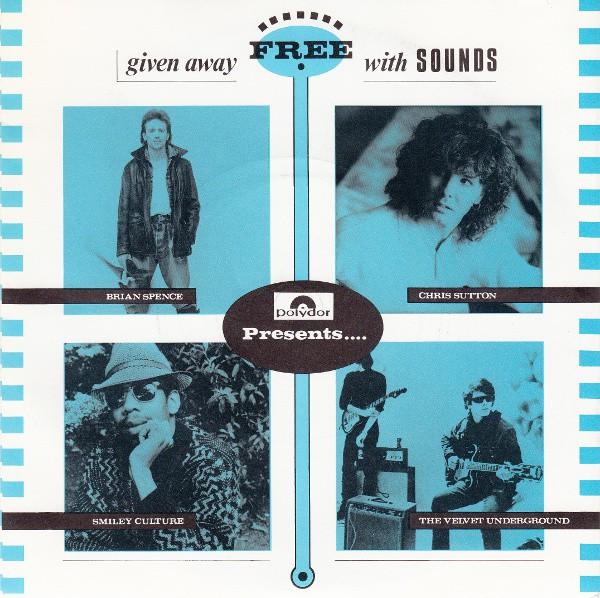 VARIOUS / BRIAN SPENCE / VELVET UNDERGROUND - Polydor Presents.... - 7inch (SP)