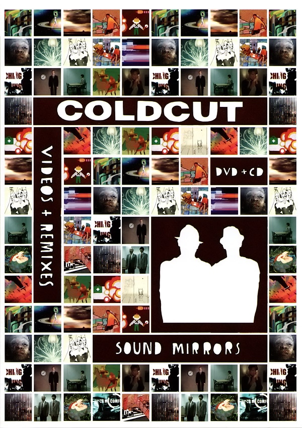 COLDCUT - Sound Mirrors - DVD