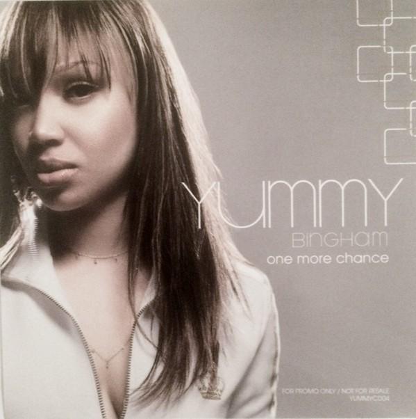 YUMMY BINGHAM - One More Chance - CD single