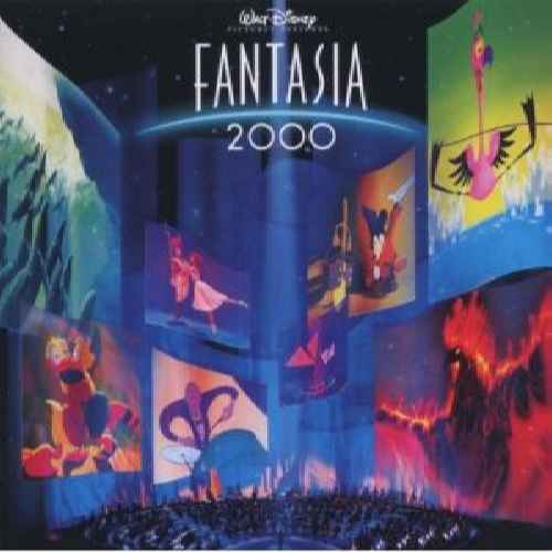 SOUNDTRACK - Fantasia 2000 - CD