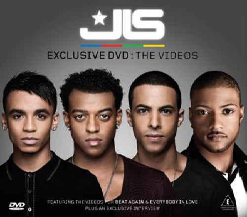 JLS - Exclusive DVD: The Videos - DVD