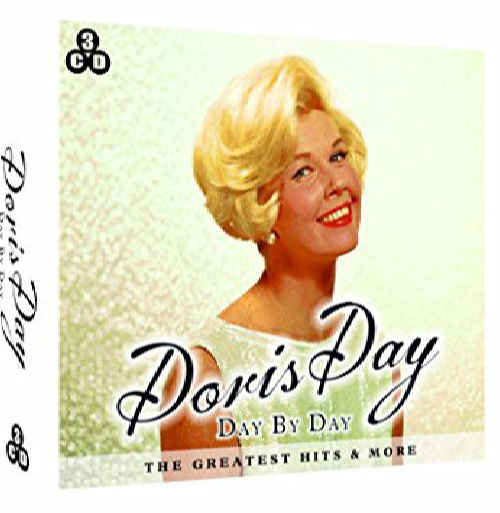 DORIS DAY - Day By Day - The Greatest Hits & More - CD