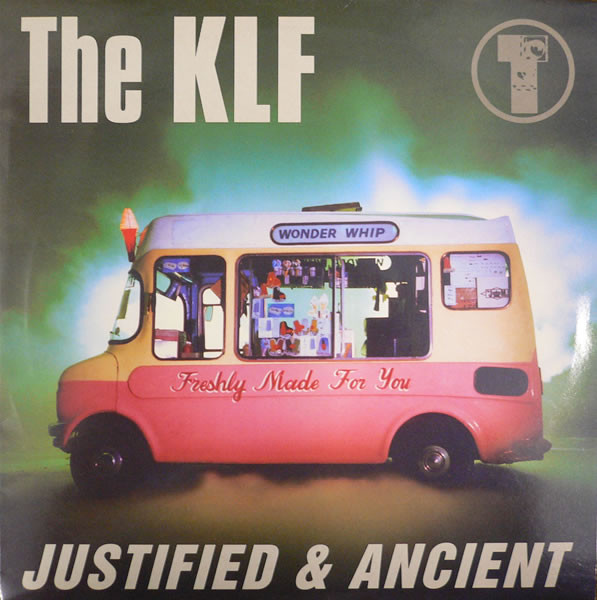 KLF - Justified & Ancient - 12 inch 45 rpm