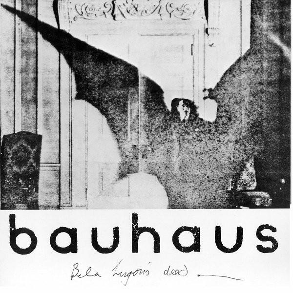 BAUHAUS - Bela Lugosi's Dead - 12 inch 45 rpm