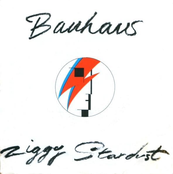 BAUHAUS - Ziggy Stardust - 7inch (SP)