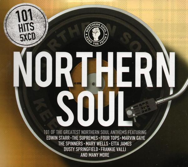 VARIOUS - 101 Northern Soul - CD