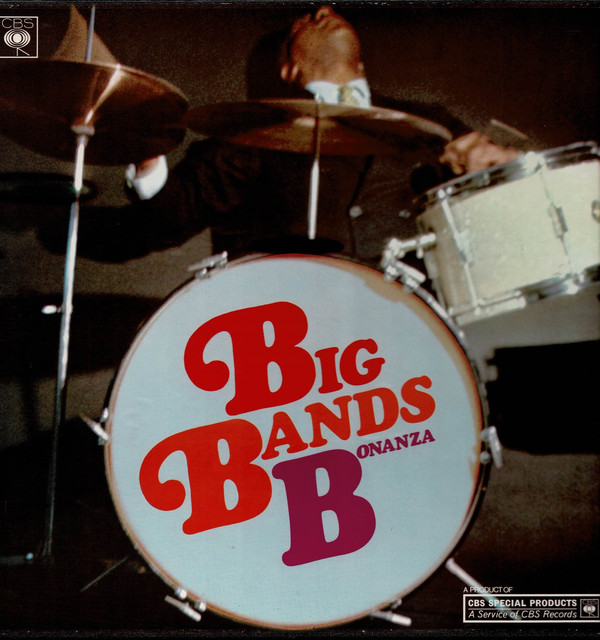 VARIOUS - Big Bands Bonanza 3LP BOX SET - 33T