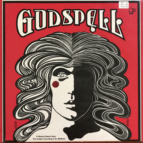 SOUNDTRACK - STEPHEN SCHWARTZ - Godspell (Original Off-Broadway Cast) - 33T