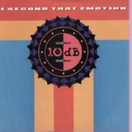 10DB - I Second That Emotion - 7inch (SP)