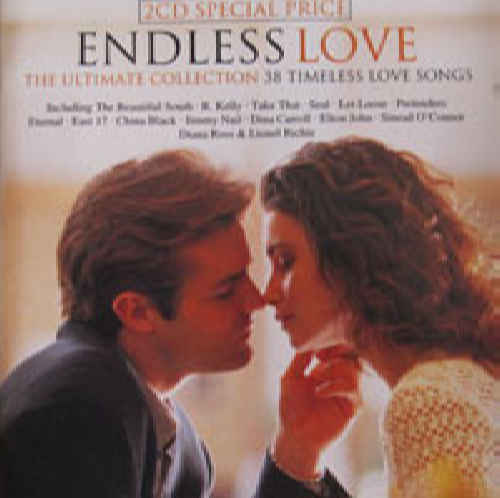 VARIOUS - Endless Love - The Ultimate Collection - 38 Timeless Love Songs - CD x 2