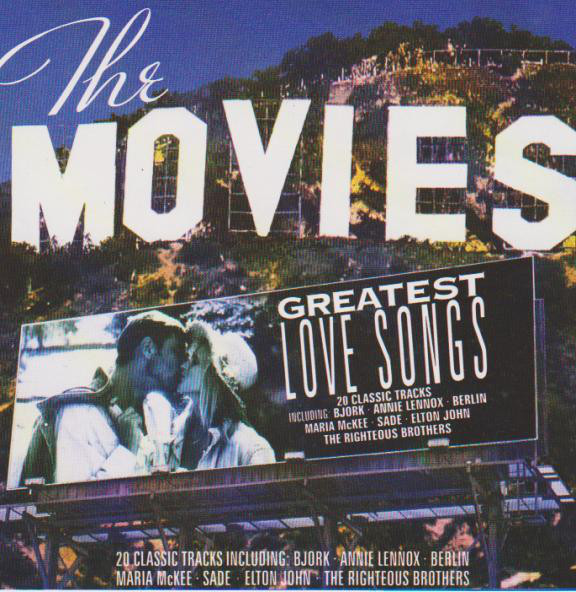 VARIOUS - The Movies Greatest Love Songs - CD