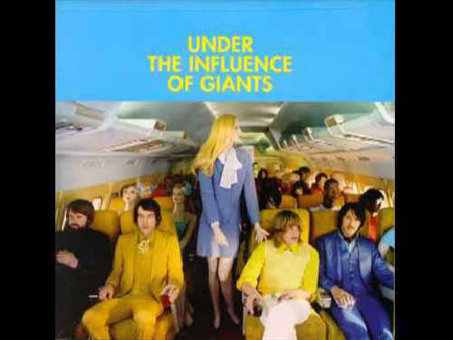 UNDER THE INFLUENCE OF GIANTS - Mamas Room - CD single