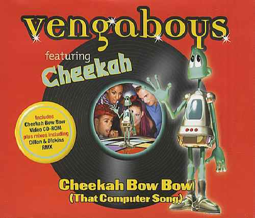 Vengaboys Cheeka Bow Bow