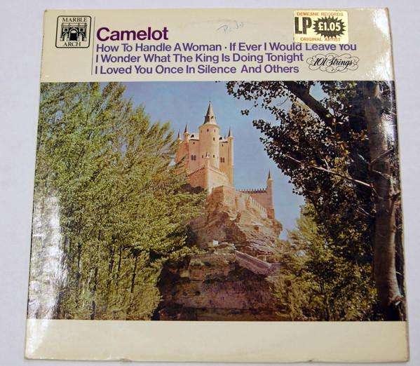 101 STRINGS - Camelot - LP
