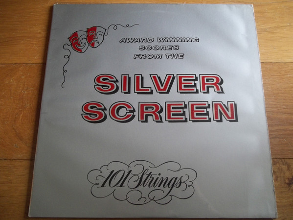 101 STRINGS - Award Winning Scores From The Silver Screen - LP