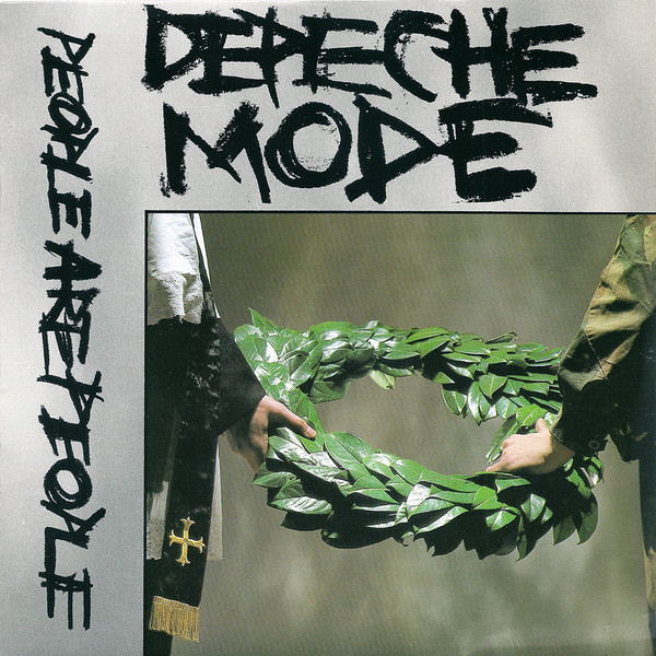DEPECHE MODE - People Are People - 45T (SP 2 titres)