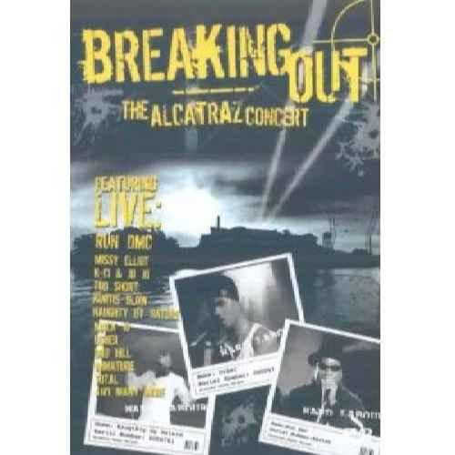 RUN DMC; MISSY ELLIOT - Breaking Out - The Alcatraz Concert [1998] - DVD